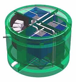 BioKube Minirenseanlæg